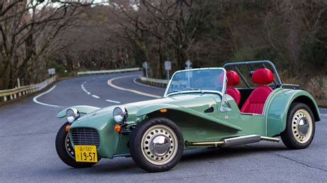 Seven Auto by Caterham Seven Supersprint Leblogauto