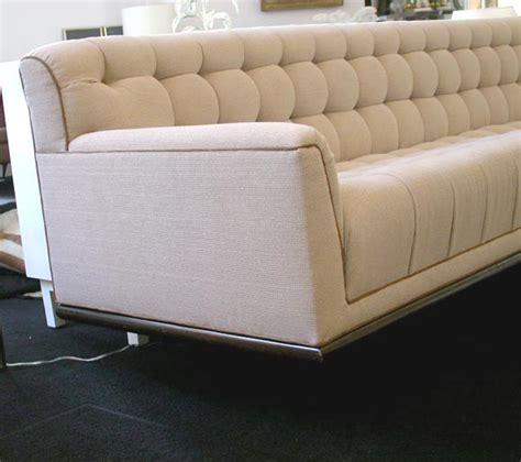 foot sofa spectacular 9 foot mid century sofa at 1stdibs
