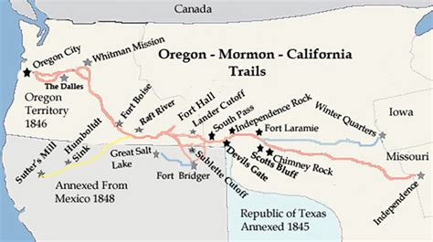 map of oregon house ca oregon country american western expansion