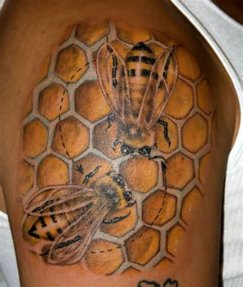 50 realistic bee tattoos designs amp ideas gallery