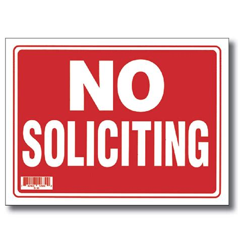 no soliciting signs printable page pictures to pin on