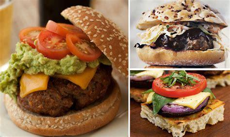 creative burger recipes for national hamburger month