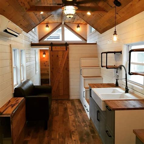 tiny house inspiration another modern farmhouse completed liberation tiny homes