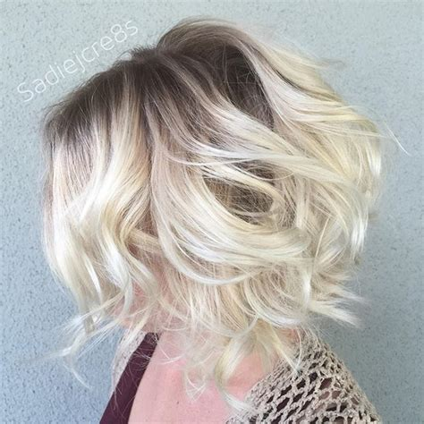 perfect shadow root on blonde hair dark angel shadow root to pale blonde i used