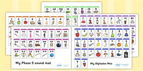 Phase 6 Phonics Sound Mat by 11 Best Royal Family Images On 2nd Grades
