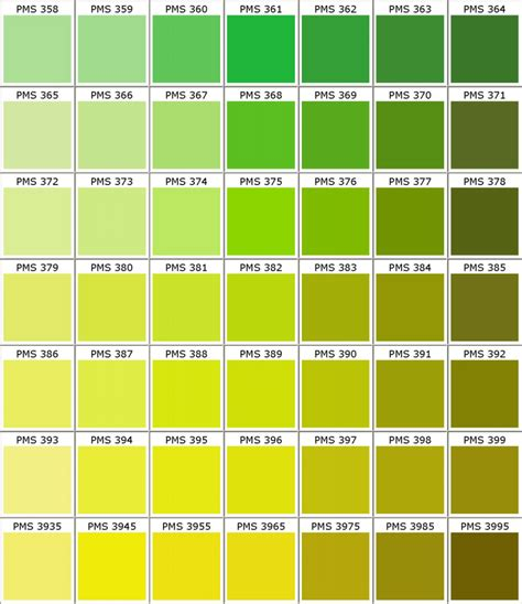 Matching Paint Colors image gallery pms 382
