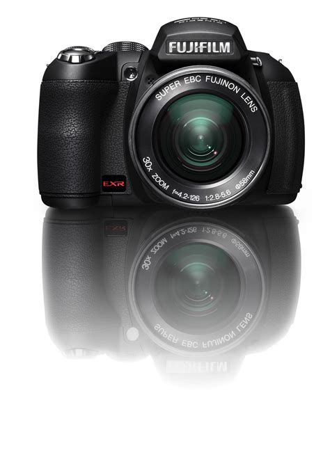 Second Kamera Fujifilm Finepix Hs20exr point and shoot like a professional with the new fujifilm