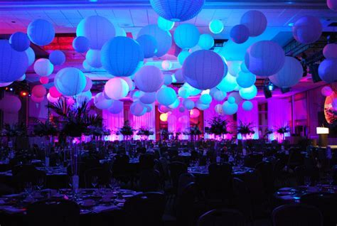 Ceiling Treatments & Décor   Event Design Group