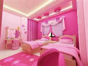 Girls Bedroom Not Pink All In Pink Girls Bedroom It Pinterest