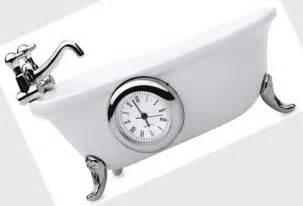 What Is The Bathtub Bathroom Clock
