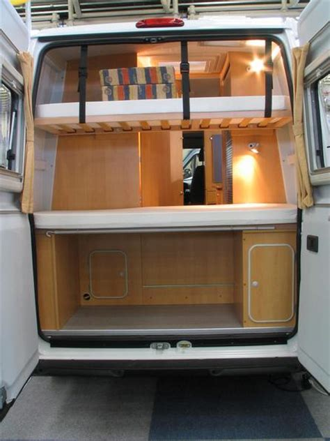 Fiat Ducato camping improvment with floor beds