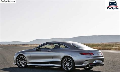 mercedes s 63 amg coupe 2017 prices and