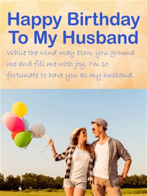 Amazing Happy  Ee  Birthday Ee   Wishes Card For Husband  Ee  Birthday Ee