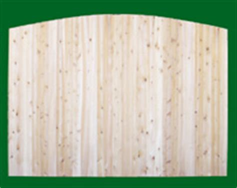 Shaped Fence Panels Fence Installation Fencing Supplies Vinyl Chain Link