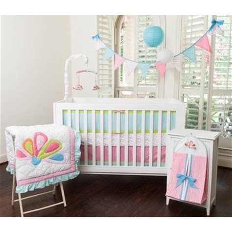 peacock crib bedding peacock crib bedding nursery theme ideas for baby girls
