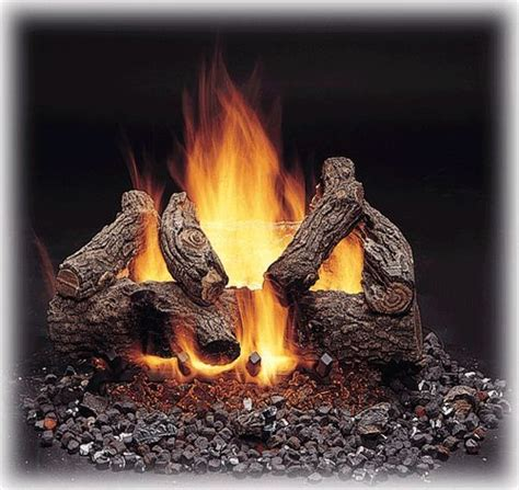Artificial Gas Fireplace Logs by Artificial Fireplace Gas Log Vented Fireplaces