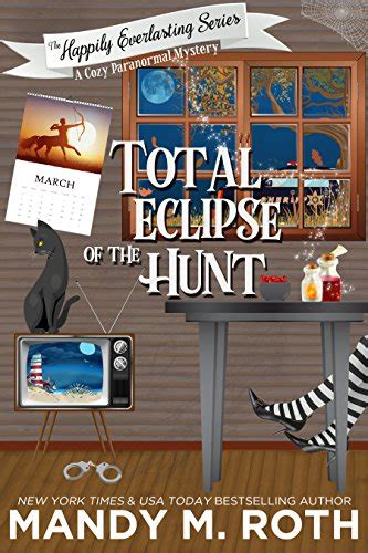 total eclipse of the hunt magic books