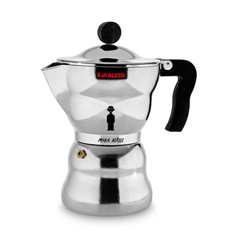espressomaschine alessi espressomaschine moka alessi f 252 r 6 tassen alessi