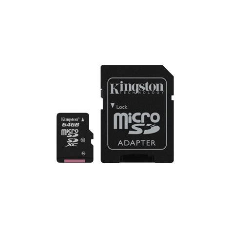Memory Micro Sd 64gb micro sd class 10 64gb kingston memory card