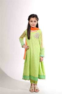 Maria b kids party wear dresses 2017 for wedding fashioneven