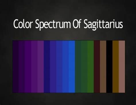 capricorn color 17 best images about all about sagittarius on