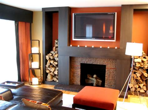 Decorating Ideas Living Room With Fireplace by Inspiring Fireplace Design Ideas For Summer Hgtv