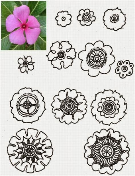 contoh motif kembang layu download wallpaper bunga cara menggambar batik rezpectorandra
