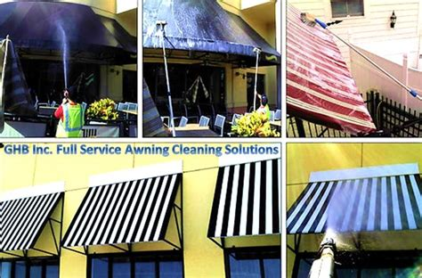 how to clean awnings expert awning cleaning specialists clean protect