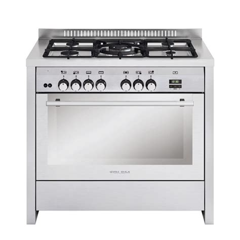 List Oven Gas ml1612ri multifunction gas oven with fan cooking products glem gas