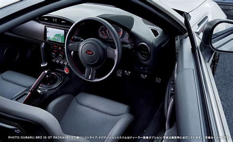 Brz Sti Interior by Subaru Brz Sti Ts Interior