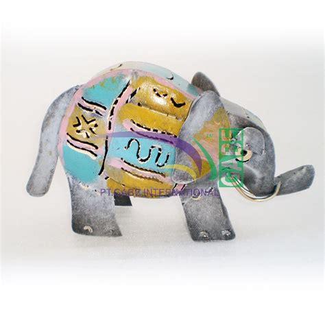 Tempat Tisu Model Tas Gantung Football kerajinan tempat lilin hiasan tempat lilin model gajah