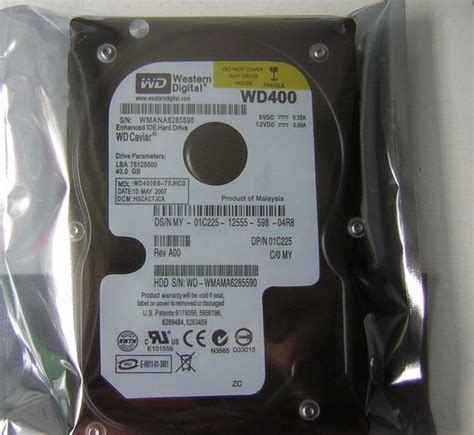 Hardisk 40gb china disk wd 40gb china disk wd
