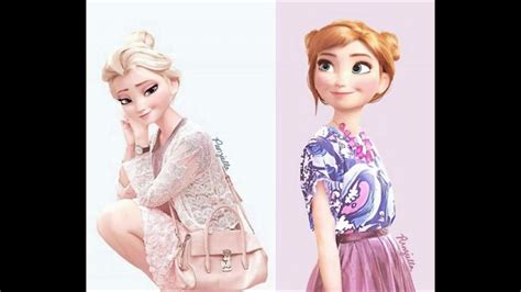 The Princess Where Are They Now by Disney Princess Then And Now