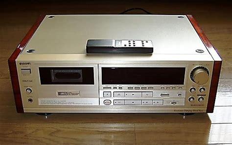 aiwa cassette deck aiwa xk s9000 cassette deck recorder