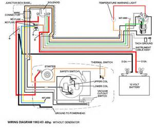 40 hp mariner wiring diagram get free image about wiring diagram