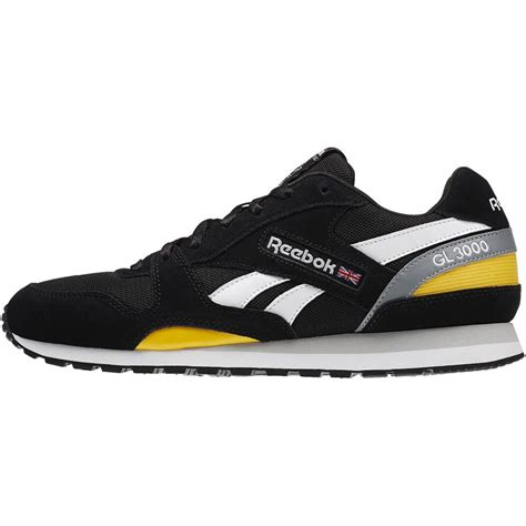 reebok gl 3000 classic shoes unisex sports shoes trainers
