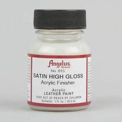 angelus paint matte finisher angelus leather paint dyes matte finisher 1oz