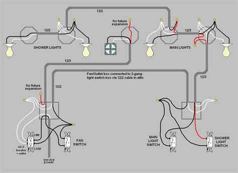3 way switch wiring diagram with 4 lights wiring diagram