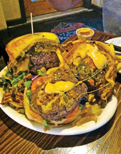 utah food challenges the lucky 13 burger challenge foodchallenges