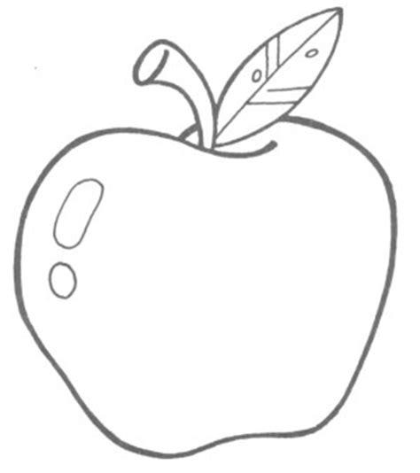 imagenes para colorear manzana im 225 genes de manzanas para colorear