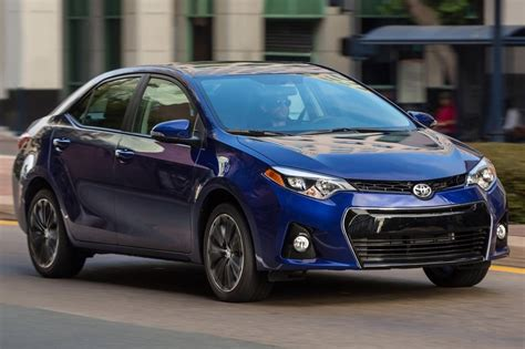 2014 Toyota Corolla S Features Used 2014 Toyota Corolla For Sale Pricing Features