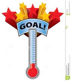 fundraising thermometer template pin free goal thermometer template image search results on