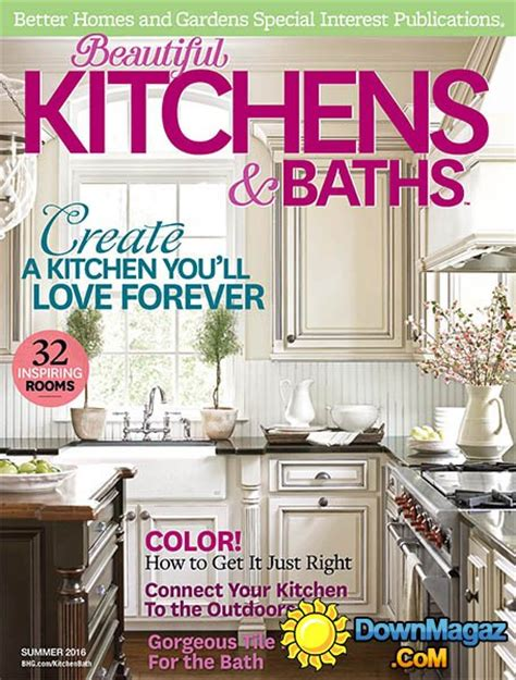 beautiful kitchens and baths magazine beautiful kitchens baths summer 2016 187 download pdf magazines magazines commumity