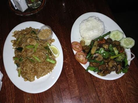 Bangkok Garden Norfolk by The Food Tastes As As It Looks Picture Of Bangkok