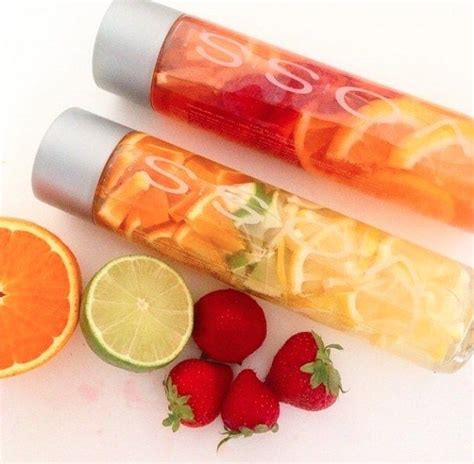 Voss Detox Recipes by There S This Thing Called Detox Water You Should