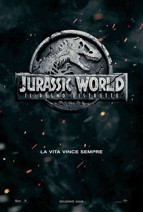 film gratis jurassic world in italiano jurassic world il regno distrutto trailer italiano