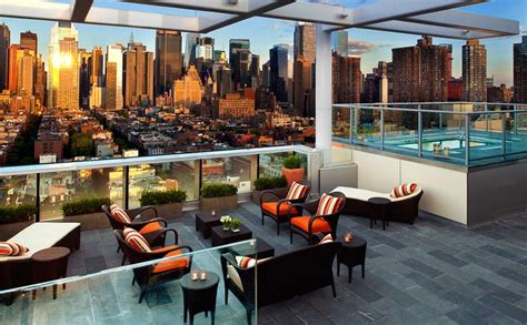 roof top bars new york city ink48 rooftop bar i heart new york pinterest