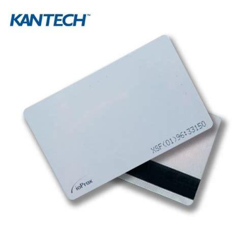 Credit Card Magstripe Format Kantech P30dmg Iso Proximity Card Magstripe
