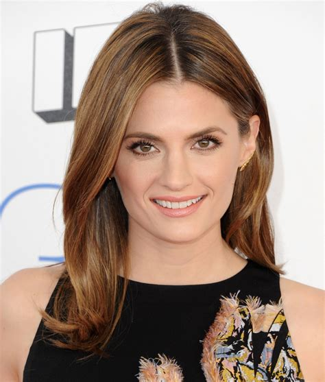 Stana Katic Hairstyles by Castle Stana Katic Discusses Next Career