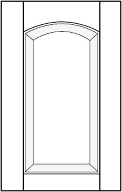 Horizon Cabinet Doors Cabinet Doors By Horizon Arch Raised Panel